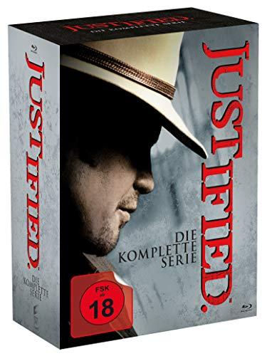 Justified - Die komplette Serie (18 Discs) [Alemania] [Blu-ray]