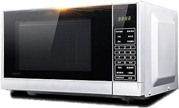 NAB325 Microondas Compacto con Sensor Inteligente y Potencia de cocción de 700 vatios, hogar, apartamento, Blanco
