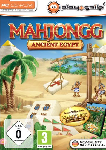 Mahjongg Ancient Egypt