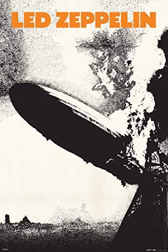 Poster (111r) Led Zeppelin (Led Zeppelin I) (61x91,5)
