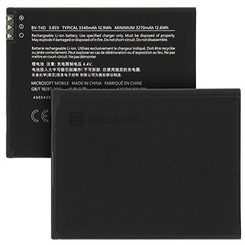 Microsoft–Batteria originale Microsoft Lumia 950XL–bv-t4d 3340mAh