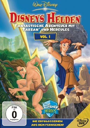 Disneys Helden - Fantastische Abenteuer mit Tarzan und Hercules, Vol. 1
