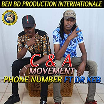 Phone Number (feat. DR. Keb)