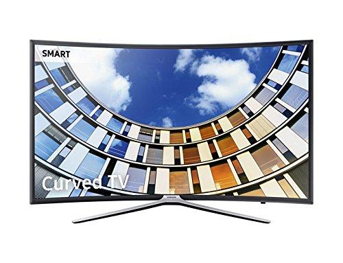 "Samsung UE49M6300AK 49"" Full HD Smart TV Wi-Fi Nero, Titanio"