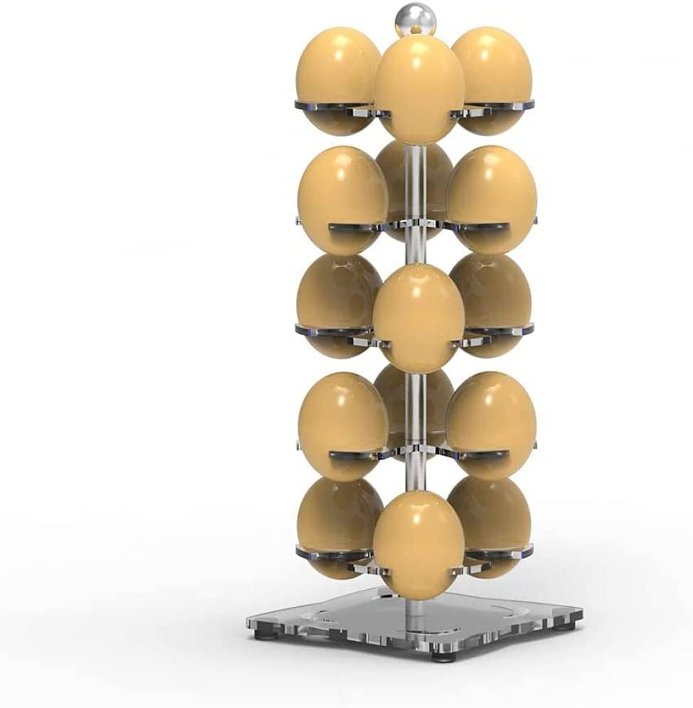 BERTY·PUYI Egg Holder Tree Displ Storage Acrylic Portable Al sold out. Fees free