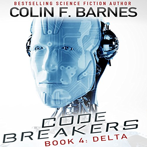 Code Breakers: Delta cover art