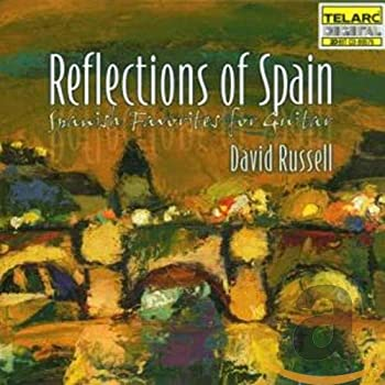 Reflections of Spain  Spanish Favorites for Guitar