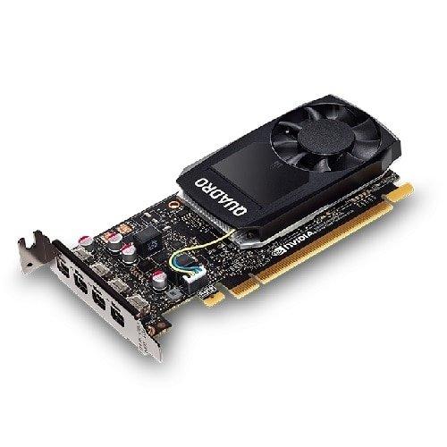 Dell NVIDIA Quadro P1000 4 GB GDDR5 Quadro P1000 4 GB GDDR5, 490-BDXO