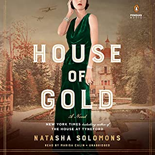 House of Gold audiobook cover art