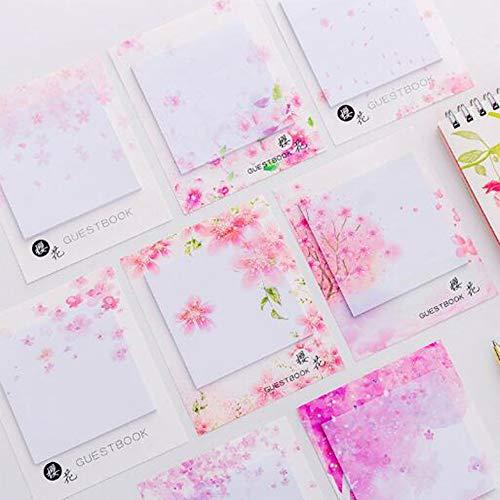 ポストイット 桜 桜吹雪