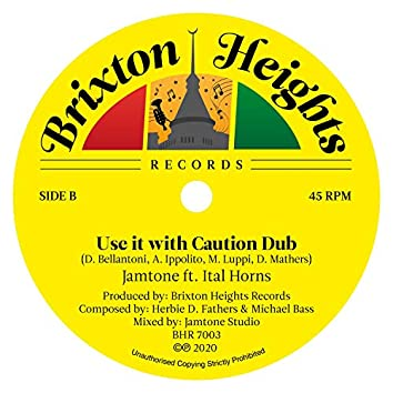 Use it with Caution Dub (feat. Ital Horns)