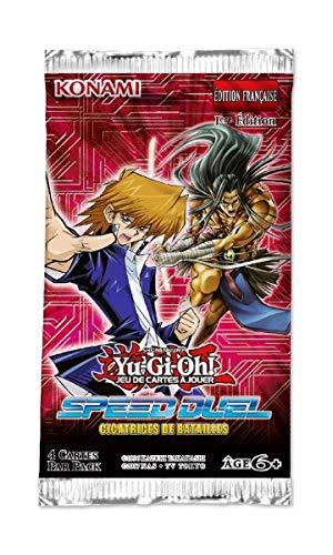 YU-Gi-Oh! Booster Speed Duel - Cicatrices de Batalla - Versión Francesa