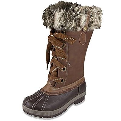 84f92275c2 London Fog Melton Cold Weather Waterproof Snow Boot