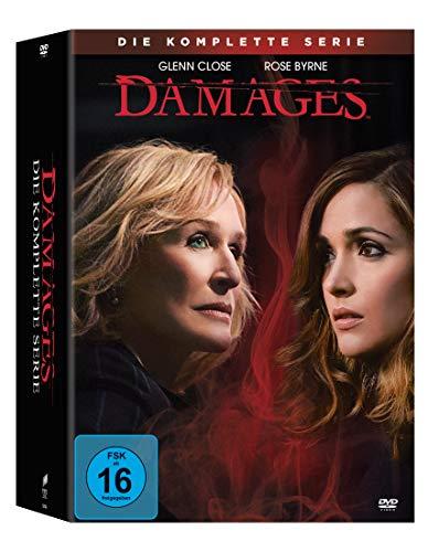Damages - Im Netz der Macht, Die komplette Serie (15 Discs) [DVD]