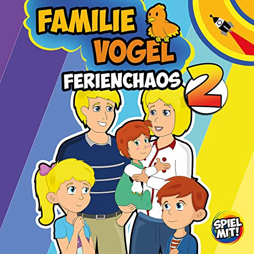『Ferienchaos 2』のカバーアート