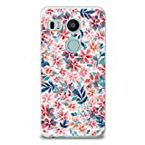 CasesByLorraine Compatible with Nexus 5X Case, Colorful