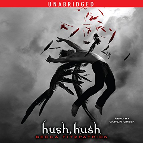 Hush, Hush audiobook cover art