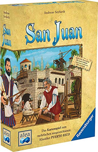 サン ファン (ドイツ語版第2版) San Juan (German Second Edition) [並行輸入品]