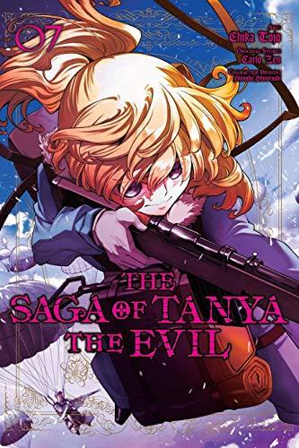The Saga of Tanya the Evil Vol. 7 (English Edition)