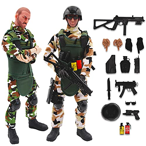 deAO Military Special Forces Arm...
