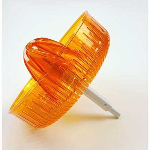 BOSCH Presskegel (orange) für Zitruspresse MUZ5ZP1 passend für MUM5...