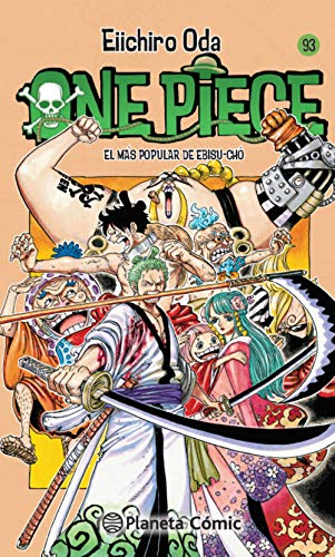One Piece nº 93 (Manga Shonen)