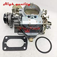 yise-K0910 New car carburettor FOR Crown BBD42S CARB Carburetor VERGASER for Jeep Wrangler (YJ) 1987-1990 w/o Stepper Motor