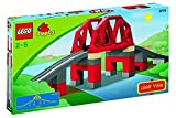 LEGO Duplo 3774 - Puente con vías de Tren [versión en inglés]