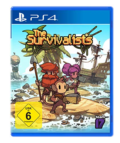 The Survivalists - [PlayStation 4]
