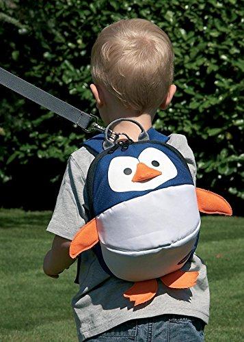 Clippasafe Toddler Daysack pingüino