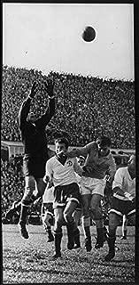 HistoricalFindings Photo: Dynamo,Moscow,Army Sport Club Team,Rostov-on-The-Don,Soccer,Lev Yashin,1960
