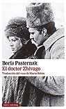 El doctor Zhivago par Boris Pasternak