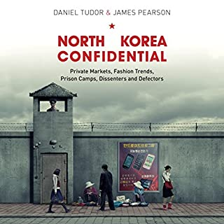 North Korea Confidential audiobook cover art