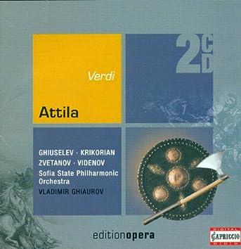 Verdi, G.: Attila [Opera]