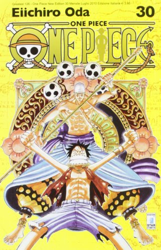 One piece. New edition (Vol. 30)