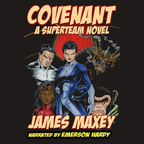 Covenant: A Superteam Novel Titelbild