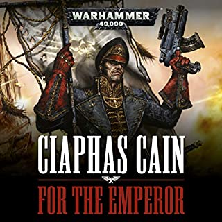 Ciaphas Cain: For the Emperor Titelbild