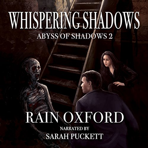 Whispering Shadows audiobook cover art