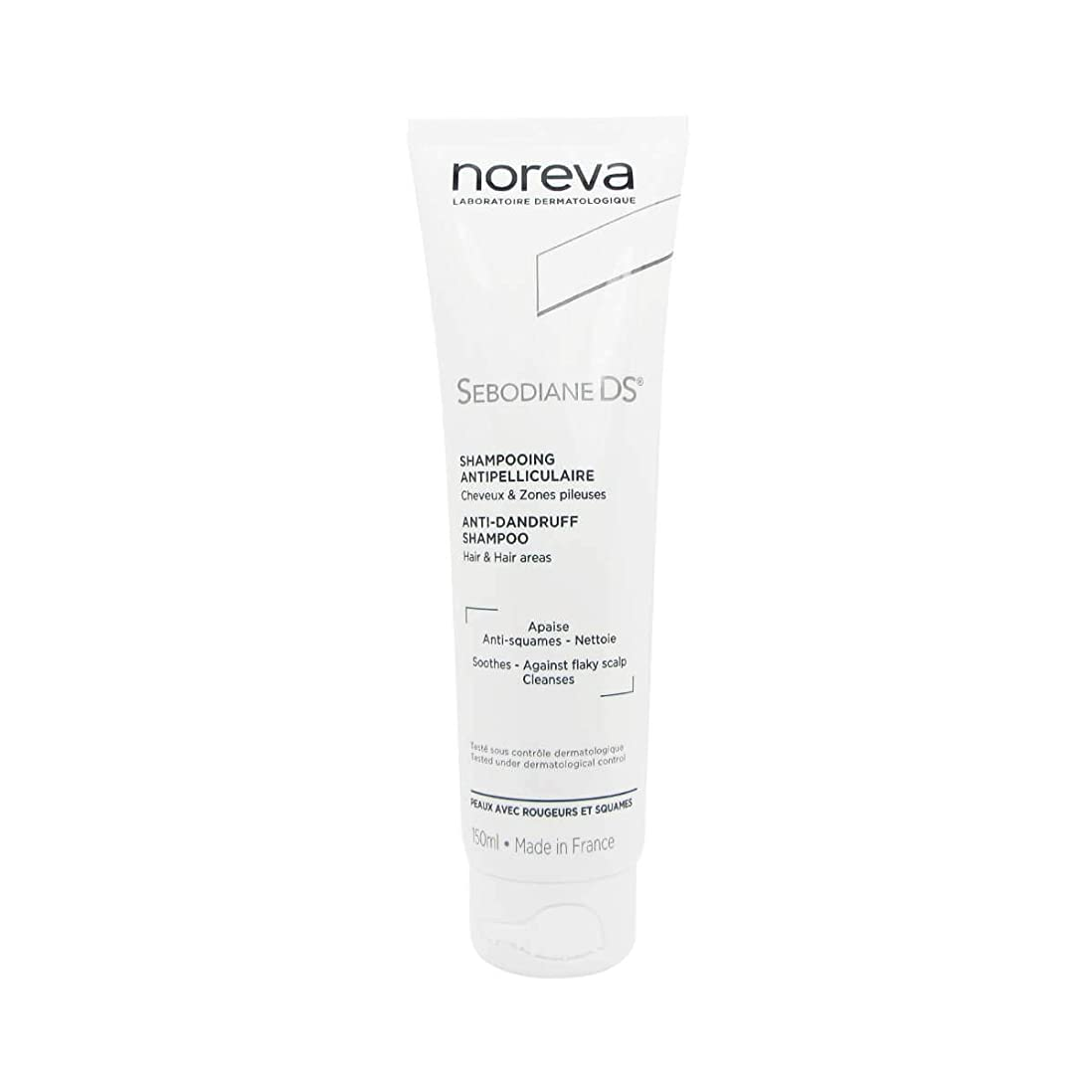 プライムラップトップ排泄するNoreva Sebodiane DS Greasy Dandruff Care Shampoo 125ml by Noreva
