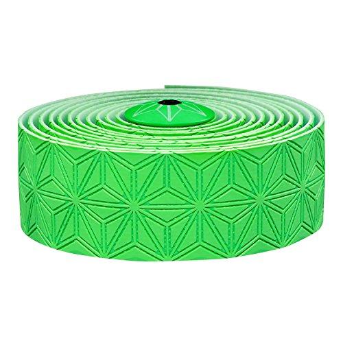 SUPACAZ(スパカズ)クッシュバーテープ(ネオングリーン)