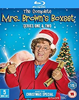 The Complete Mrs. Brown's Boxset - Series One & Two