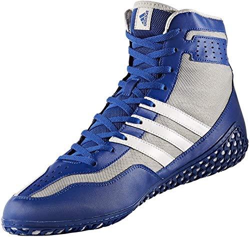adidas Alfombra Hombre Wizard.3-M, azul (blanco, gris (Royal/White/Grey)), 45.5 EU