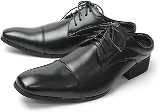 [CLOUD 9 クラウド?ナイン] ビジネスサンダル メンズ オフィスサンダル 紳士靴 ビジネスシューズ 黒