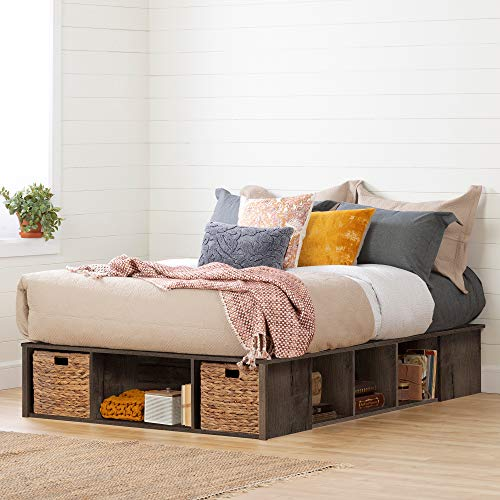 South Shore Storage Bed with Bas...