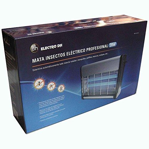 ElectroDH 60.303 - Mata-mosquitos eléctrico profesional