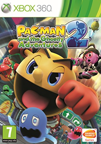 Pac-Man and The Ghostly Adventures 2 (Xbox 360) [Edizione: Regno Unito]