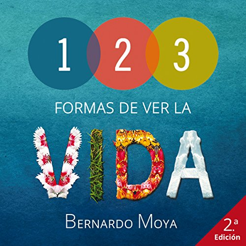 123 Formas de ver la vida [123 Ways of Seeing Life] audiobook cover art