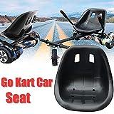 MSJFUBANGBM El Equilibrio del Coche a la Deriva la Deriva Kart Racing Asiento Modificado Presidente Go Kart (Color Name : Black)