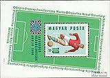 Prophila Collection Hungría Bloque 53a (Completa.edición.) 1966 Fútbol-WM 1966 en Inglaterra (Sellos para los coleccionistas) fútbol
