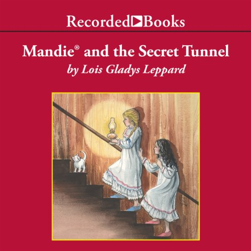 Mandie and the Secret Tunnel cover art